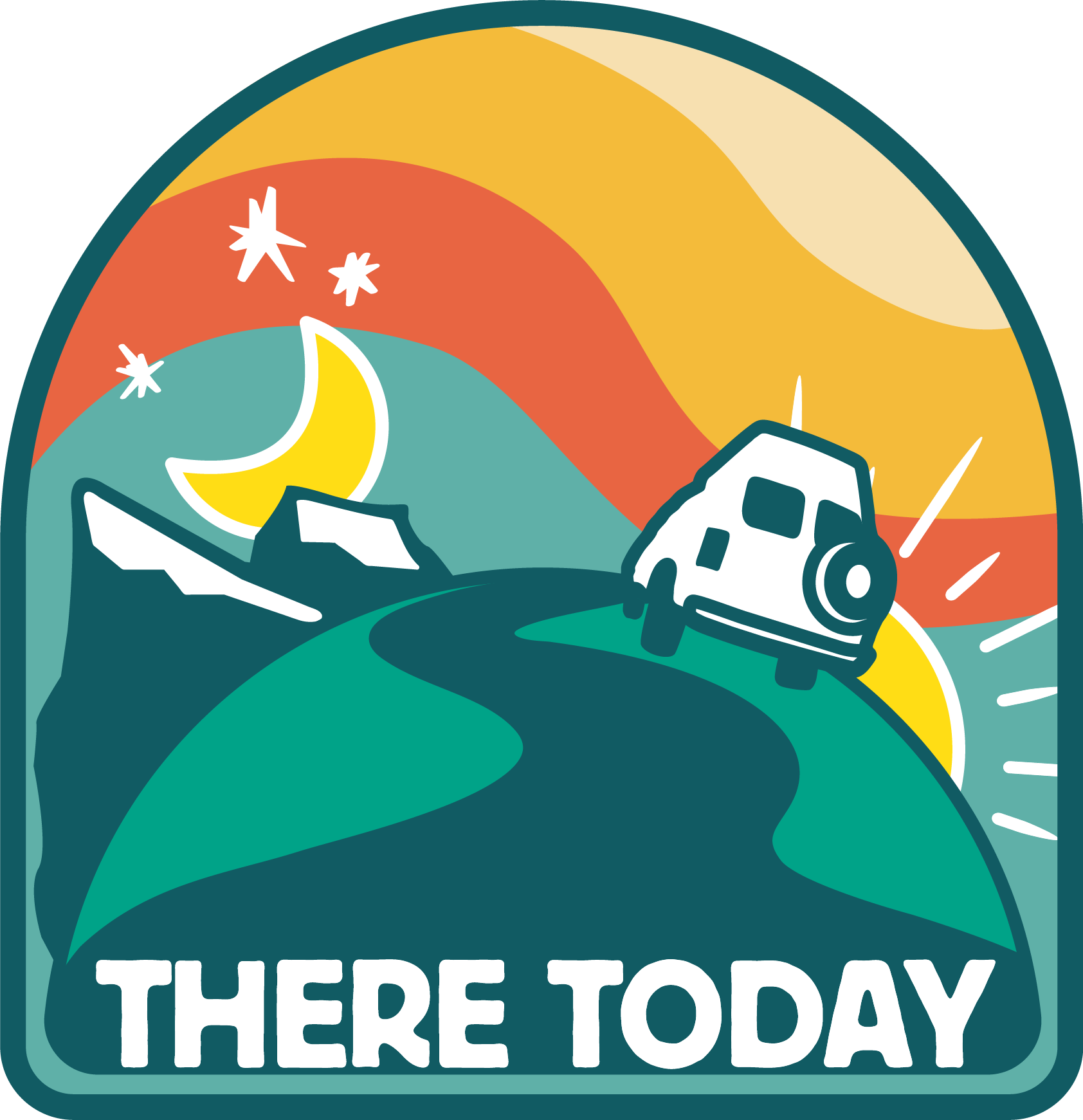 there today logo